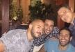 رامى عاشور ينشر صورة مع العسيلى ويعلق: