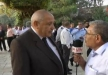حسين الهيب لبُكرا: أبلغتُ الرئيس ريفلين بمضمون لقاء ممثلي البدو مع عباس