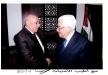 حسين الهيب التقى الرئيس الفلسطيني محمود عباس