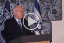 الرئيس الاسرائيلي: اذا وافقت حماس على انهاء الصراع بيننا – نفاوضها!
