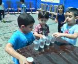 مركز يلاَ يفتتح مخيم السنافر بأجواء غير شكل!!