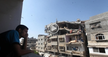 في الذكرى الأولى لحرب غزة: 100 الف نازح مشرّد مشهد يشجع عناصر داعش
