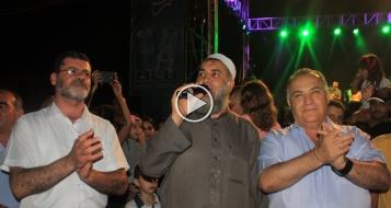 الناصرة: اختتام ثالث أمسيات ليالي رمضان وأجواء أكثر من رائعة