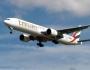 طيران الإمارات الرابعة عالميا في عام 2014