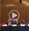 الطيبي في مؤتمر الامم المتحدة بموسكو : نحن لسنا حجراً اهمله البناؤون ، نحن حجر الزاوية