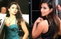 من الأجمل بالشعر الأسود هيفاء وهبي أم كيم كارديشيان؟