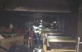 الناصرة : احتراق محل تجاري يتسبب بأضرار جسيمة