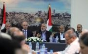 هنية: زيارة الحكومة لغزة تتويج لإنهاء الانقسام