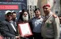 الاف الفلسطينيين يحيون موسم النبي موسى عليه السلام