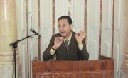 خطبة الجمعة بمسجد عمر المختار يافة الناصرة