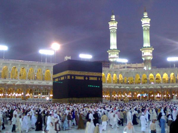 المسجد الحرام يستقبل اليوم أكثر