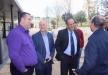القرا وهاشم حسين في زيارة لكلية تال حاي ووعودا بدعم الطلاب بمنح دراسية