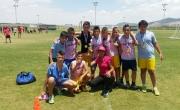 الطيبة الزعبية تفوز بالمركز الثالث في بطولة مدارس الجلبوع لكرة القدم