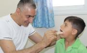 عيادة الجش تنظم يوم فحوصات لأطفال البساتين