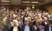 البرغوثي يدعو في جامعة اكسفورد لتصعيد المقاطعة والتضامن