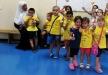 نجاح باهر لمخيم السلام والطفولة في يافة الناصرة