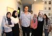 معرض الشجرة الكريمة، يجمع الفنانين العرب واليهودية برسالة سلام