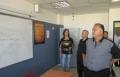 الناصرة: زيارة ميدانية لرئيس البلدية علي سلام لمدرسة البيروني