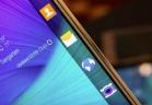 هاتف جديد من سامسونغ بشاشة منحنية