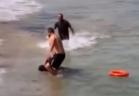 شاب أنقذ والده من الغرق.. فغرق بدلاً منه