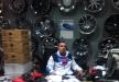 مصرع توفيق ابو جارور بعد انفجار