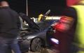 9 إصابات بحادث مروّع قرب مدخل الطيرة
