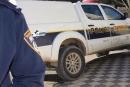 شرطي يدهس سيدة مسنة في طبريا .. إصابتها حرجة!