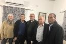 النائب عيساوي فريج يحث رئيس بلدية قلنسوة على التراجع عن استقالته