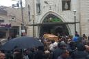 ام الفحم: جماهير غفيرة تشيّع جثمان شهيد لقمة العيش ابو جارور