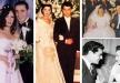 صور نادرة من حفلات زفاف النجوم العرب
