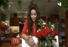 بالفيديو.. لجين عمران تفتح منزلها احتفالاً بيوم الحب.. شاهدوا تفاصيل بيتها