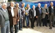 فوج العمرة الأول عن طريق المؤسسة القطرية يغادر البلاد والكيلاني : كسر لحاجز التنسيق