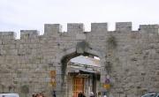 مخطط إسرائيلي لتهويد معالم منطقة الباب الجديد في القدس القديمة
