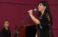 حيفا: الفنانة امل مرقس تغني لنساء الحليصة