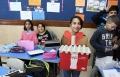 ام الفحم: يوم المنتج المحلي في مدرسة الخنساء الجماهيرية