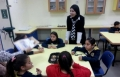 رئيس بلدية باقة يتفقد المدارس