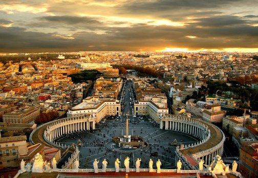 رعب روما لنبوءة زلزال سيدمّرها..