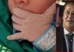 أرملة وائل نور تضع مولودها.. شاهد أول صورة له
