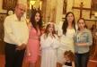 ترشيحا تحتفل بالمناولة الاولى بمشاركة المطران موسى الحاج