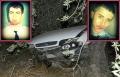 كسرى: مصرع حسام ووفا عبد الله بحادث طرق مروع
