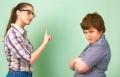 دراسة: الصراخ على الاطفال يسبب لهم الكآبة