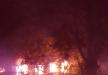 الحريق في مدرسة وادي سلامة كان مفتعلًا