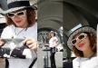 سوزان نجم الدين تطبع صورة عبد الحليم حافظ على حقيبتها!
