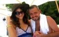 أنباء عن طلاق جورج وسوف من زوجته القطرية