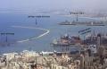 ميناء حيفا سيصبح ثالث أكبر ميناء في حوض البحر الأبيض المتوسط
