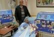 جهاد هيب من طوبا: انقذوا ابني فحالته الصحية تزداد سوءً