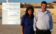 موجة عنصرية ضد طبيب عربي لمنعه من بناء بيت ببلدة نوريت بمنطقة المرج