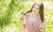 وصفة طبيعية لتفتيح لون الشعر تحت أشعة الشمس