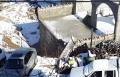 الجش: الجليد ما زال يشكل خطرا على السائقين