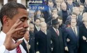 غياب اوباما عن مليونية باريس يثير مواقع التواصل الاجتماعي